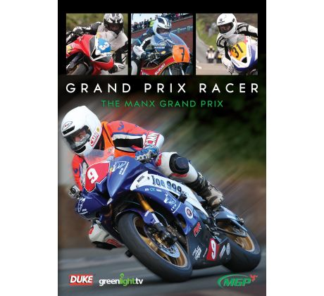 DVD Manx Grand Prix