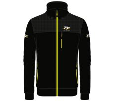 Mikina TT 2020 fleece Yellow Zip